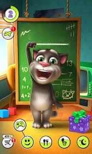 My Talking Tom- screenshot thumbnail