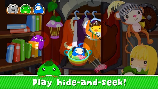 Baby Panda Hide and Seek- screenshot thumbnail