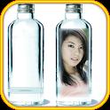 Bottle Glass Photo Frames icon
