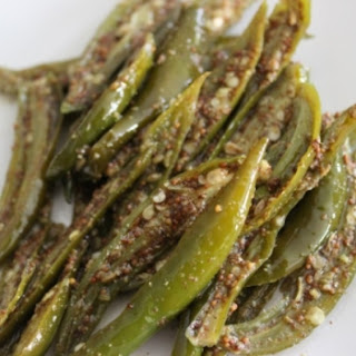 Green Chili Pickle