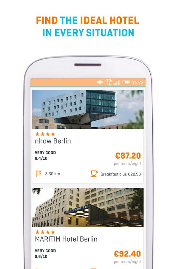 HOTEL INFO - 300,000 hotels- screenshot