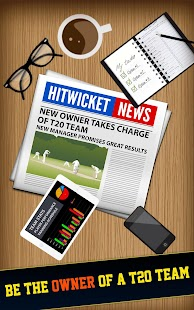 Hitwicket - Own a Cricket Team- screenshot thumbnail