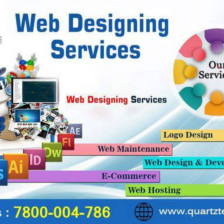 Quartz Technologies - Website Designing and Software Company in Kanpur