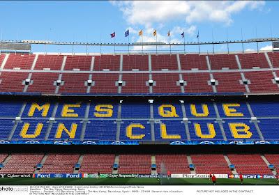 Un départ au FC Barcelone