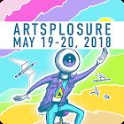 Artsplosure 2018 icon