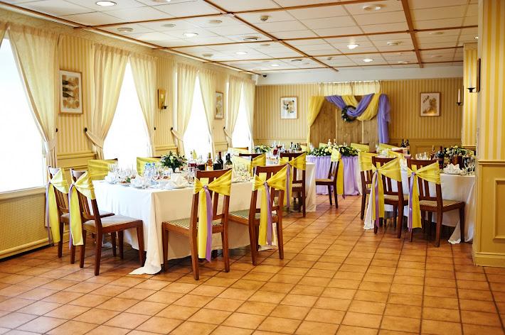 Фото №3 зала Ресторан «Стокгольм» + Каминный зал