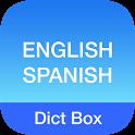 English Spanish Dictionary & Translator icon