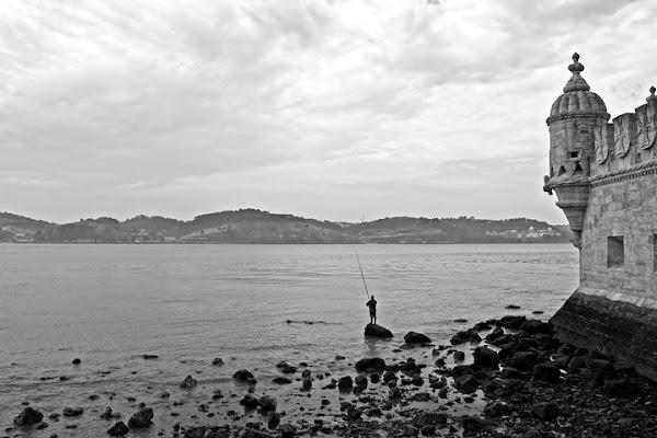 Pescatore solitario di babi83