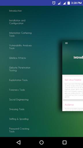 Learn Kali Linux 2.1 screenshots 2