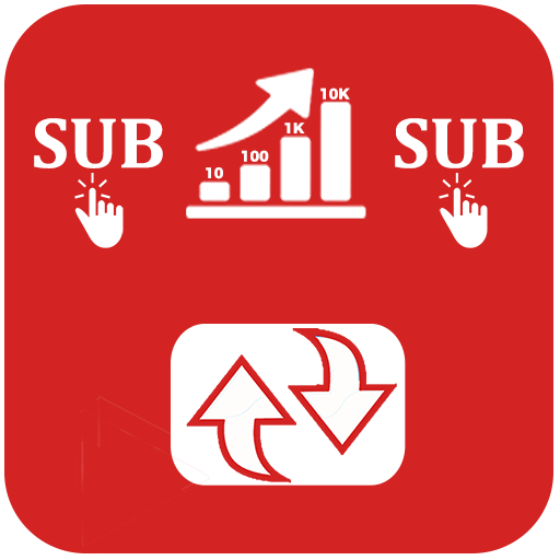 Sub4Sub - Subscriber boost & Viral Video Promoter