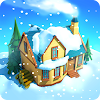 Snow Town - Ice Village World Winter Age APK Icon