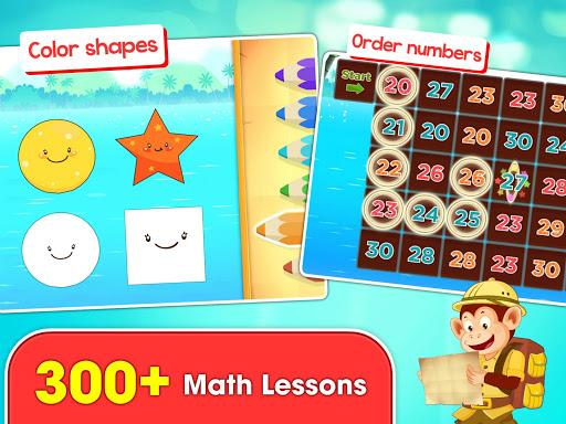 Monkey Math: math games & practice for kids screenshot 21