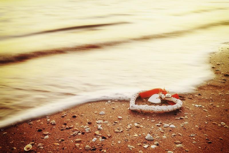 Dove ho lasciato il cuore. Il mare.... di Sergio Rapagnà