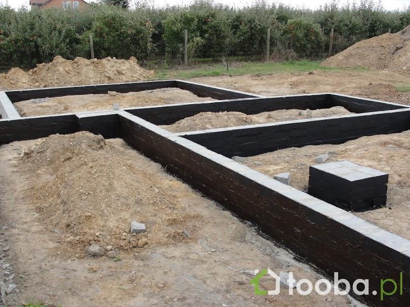 Tradycyjne fundamenty - koszty budowy