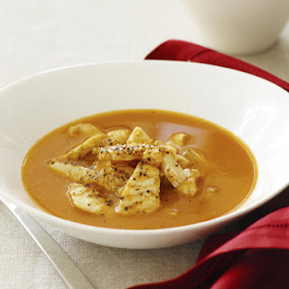 Italian Fish and Fennel Soup.