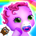 Baby Pony Sisters - Virtual Pet Care & Horse Nanny icon