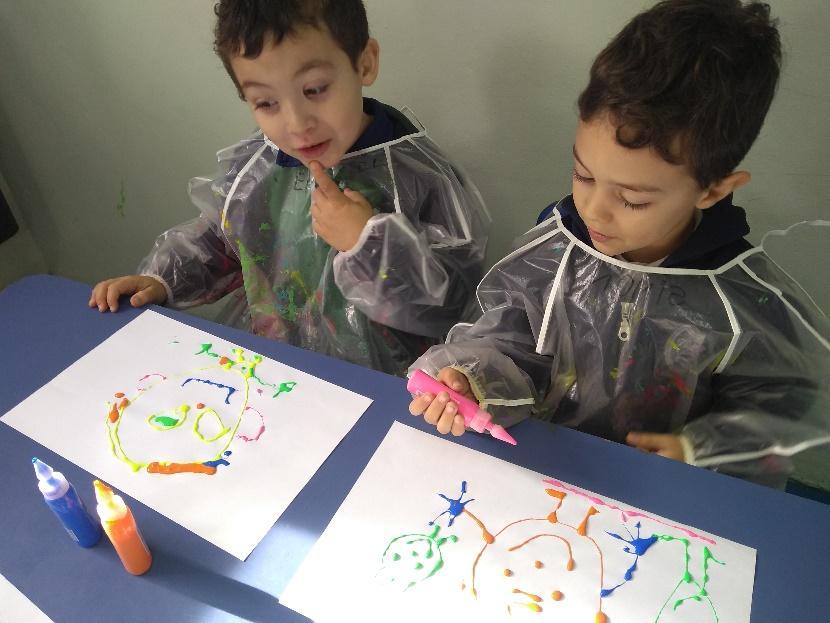 Proyecto Artístico en Nivel Inicial en Colegio Tierra del Sur