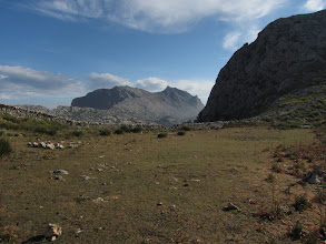 Photo: Coll des Cats and Puig Major (hike 49)