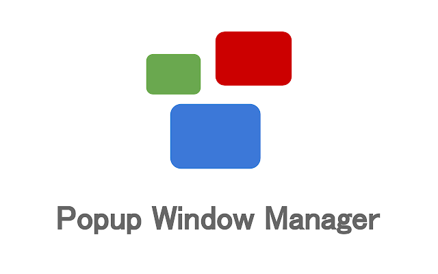 Popup Window Manager