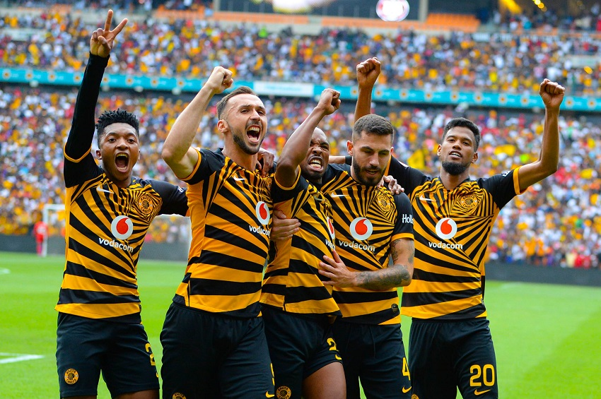 WATCH: Samir Nurkovic thanks the Kaizer Chiefs fans as he bags the goal of the month award - SowetanLIVE