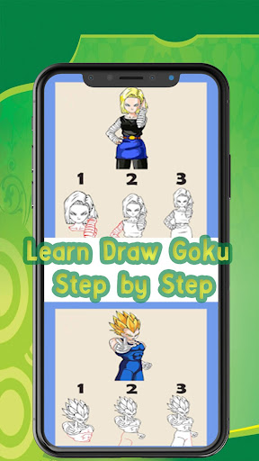 Download How To Draw Goku Super Saiyan Apk Full Apksfull Com