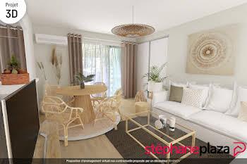 Appartement 4 pièces 67,91 m2