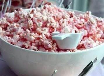 Valentine Rum Popcorn Scramble Recipe