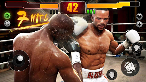 Boxing Game- Showtime for the world fighter star 3.1.0 screenshots 2