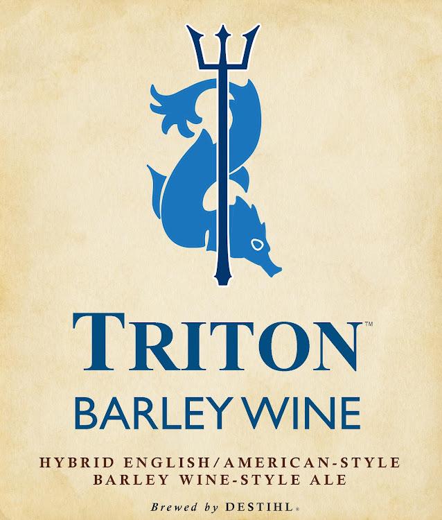 Logo of DESTIHL Triton Barley Wine