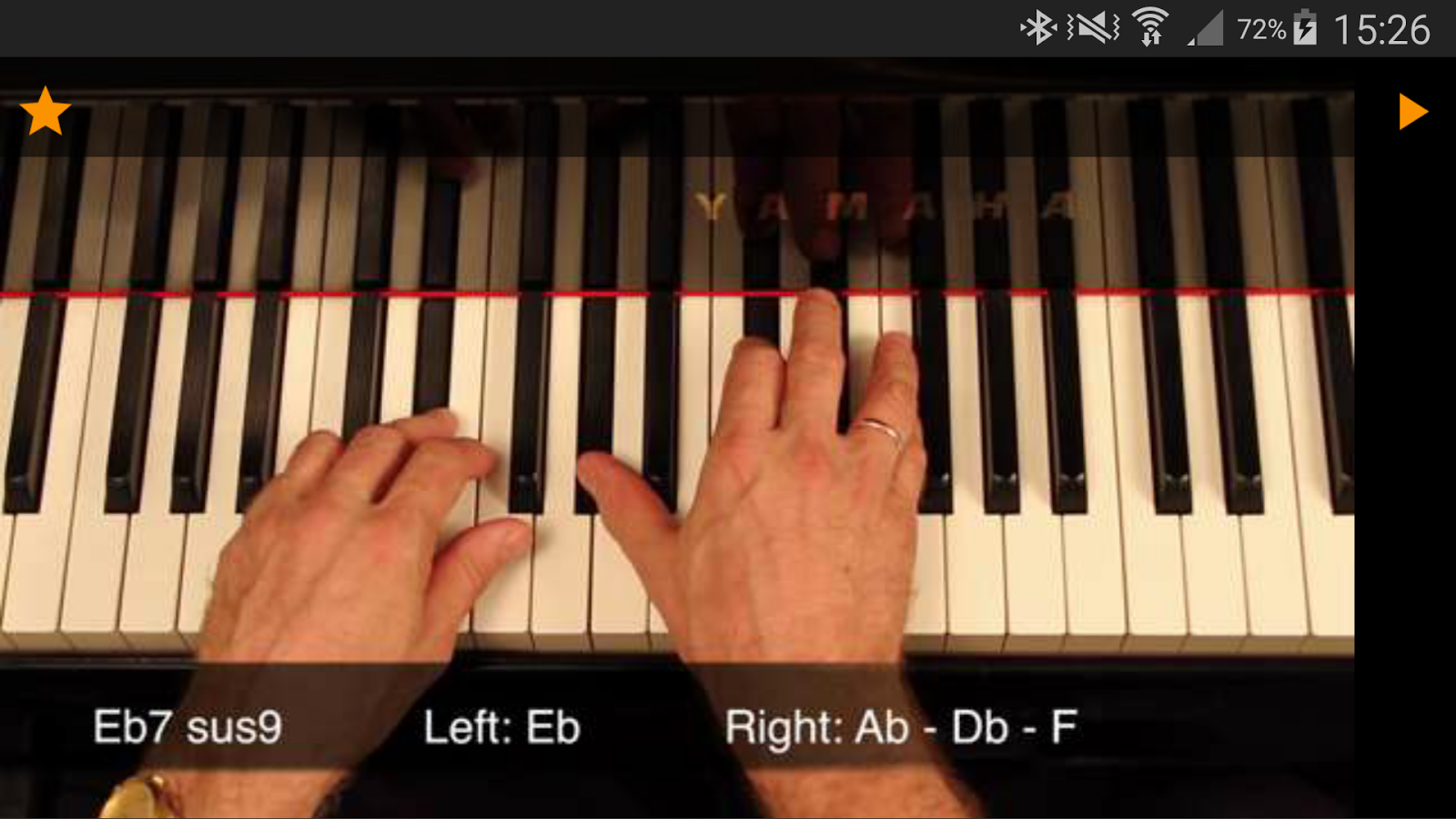Jazz chords android apps on google play jazz chords screenshot hexwebz Gallery