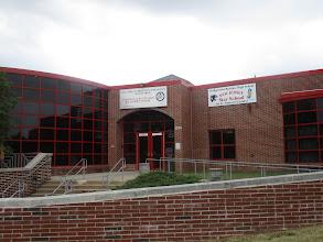 Photo: 3rd rain garden for 2015 - Bridgewater Raritan High School