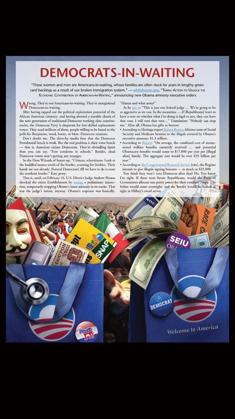 The Limbaugh Letter - screenshot
