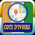 Cote D`ivoire Maps icon