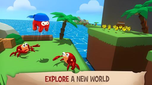 Kraken Land 3D