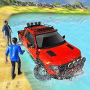 Offroad Beach Car Racing Stunts Driving Simulator