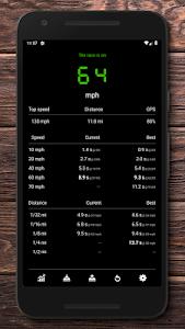 Drag Racer - car performance 0-60 mph 1/4 mile GPS 1.2.18