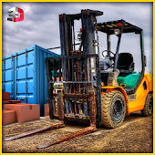 City Cargo Forklift 2017