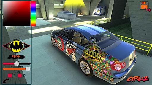 Passat B6 Drift Simulator for PC