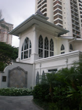 Photo: wedding chapel on the hotel grounds