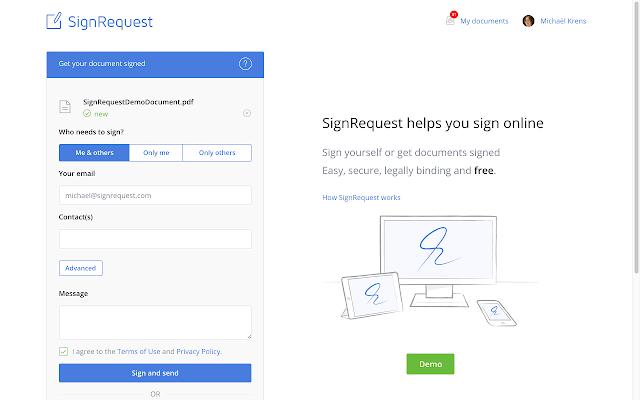 Image result for signrequest