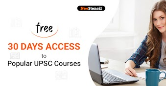 30 Days Free Access to India's Leading UPSC Coaching Institutes