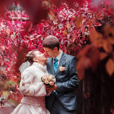 Wedding photographer Aleksandr Beloglazov (necalek). Photo of 08.11.2014
