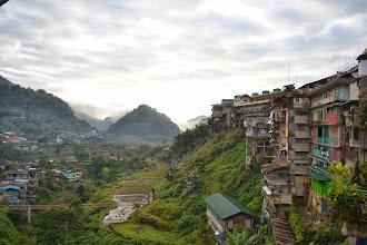 Photo: Banaue town