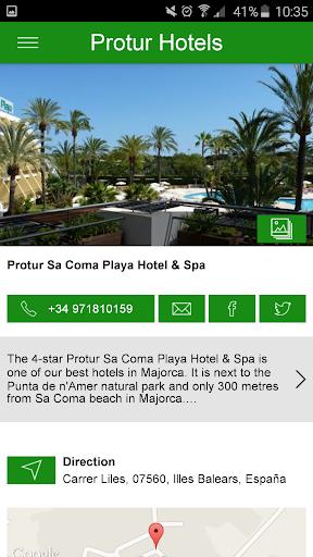 Protur Sa Coma Playa Hotel Spa