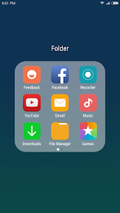 X Launcher New: With OS12 Style Theme & No Ads v1.5.0 APK 2