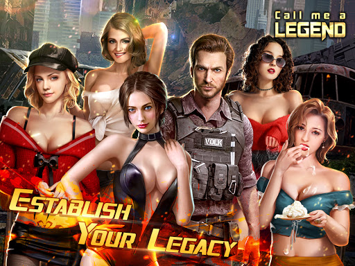 Call me a Legend - Game of Battle & Love 1.7.3 Screenshots 7