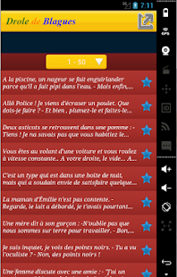 Blagues Courtes et Amusantes Android Apps on Google Play