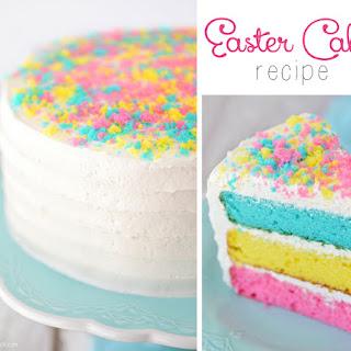 Easter Cake.
