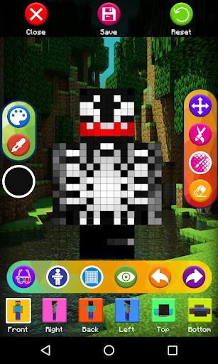 Skin Editor for Minecraft 5.2.0 screenshots 1