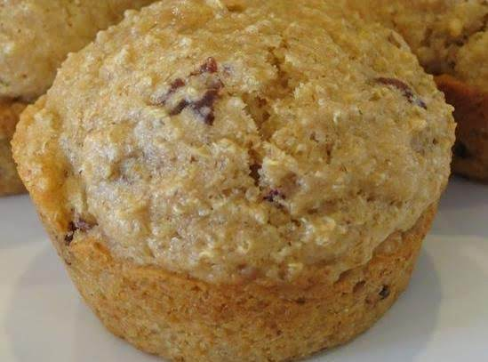 Cherry Amaretto Muffins